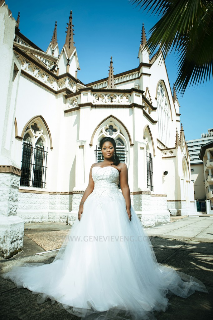 Dress 1 by Brides N More & Jewellery Ariaba